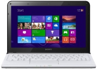 "Sony E Series 15"" Laptop PDC Processor 4GB RAM 500GB HDD - White"