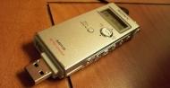 SONY Digital diktafon ICD-UX70 - Pink