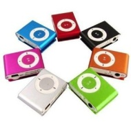 BG New USB 2.0 Mini Clip Micro SD TF Card MP3 Player Music Player