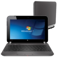 "HP Mini 10.1"" Netbook featuring Intel Atom Dual Core Processor N570 (210-3070CA) - Charcoal"