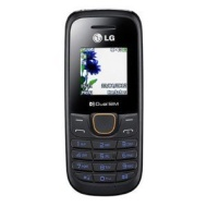 LG A275 Black Unlocked GSM Dual SIM QuadBand Cell Phone