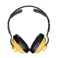 Superlux HD651Y closed back retro headphones in Yellow