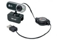 Trust Communicator Mini HiRes Webcam WB-3300p