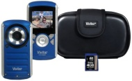 Vivitar Waterproof 32GB HD Flash Memory Camcorder