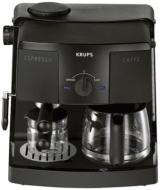 Krups Espresso & Coffee Machine