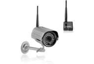 Lorex LW2201 - CCTV camera - weatherproof - color ( Day&Night ) - audio - DC 12 V