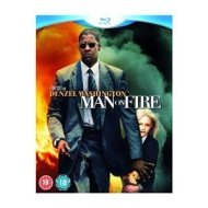 Man On Fire- Blu-ray