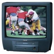 """Toshiba 19"""" TV VCR Combo - MV19L2W"""