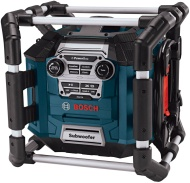 Bosch PB360S Power Box Jobsite AM/FM Stereo & Charger with MP3 Compatibility