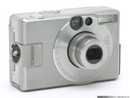 Canon PowerShot S330 / Digital IXUS 330 / IXY Digital 300a