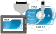 Crucial CT128M4SSD2CCA m4 SSD 128GB interne Festplatte (6,4 cm (2,5 Zoll), SATA III)