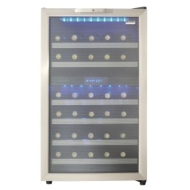 Kenmore Elite 38 Bottle Dual-Zone Wine Cellar