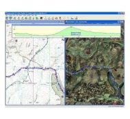Memory Map Explorer 1:25,000 range V5