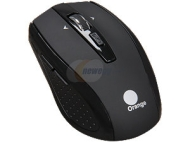 Orange MOUW2020TB Black RF Wireless Optical Mouse