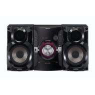 Panasonic SC-AKX14EB-K 250W Mini HiFi System with USB Playback