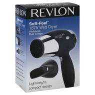 Revlon Soft-Feel Dryer, 1875 Watt, 1 dryer