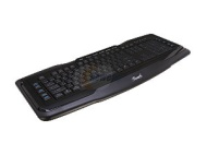 RK-8200 Black Keyboard (Standard, USB)