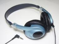 Sentry HO268 Digital Stereo Headphones (Color Varies)
