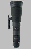 Sigma 300-800mm f/5.6 EX DG HSM