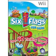 Six Flags Fun Park - Nintendo Wii (Wii)