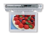 "COBY 10"" UNDER COUNTER TV/ DVD/ CD/ AM/ FM"
