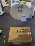 Dish Network 1000.4 Eastern Arc High Definition Satellite Dish with DPP LNB