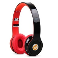 Ecshop-leader New Brand Syllable Wireless Bluetooth Headphone with Retractable and Foldable Design, Noise Cancelling Function ,Built-in mi