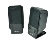 Gear Head Powered 2.0 Desktop Speaker System