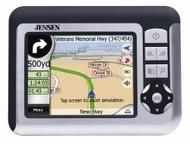 Jensen NVX230W 3.5-Inch Portable GPS Navigator