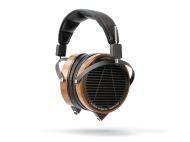 Audeze LCD-2 High End Over-Ear Kopfhörer, Bambus/Leder, Reisekoffer