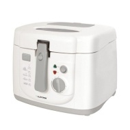 Lloytron 2.5ltr Family Deep Fryer - White
