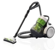 Panasonic Jet Force Cyclonic Filtration Bagless Vacuum Canister