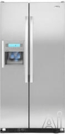 Whirlpool Freestanding Side-by-Side Refrigerator GC3SHAXV