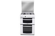 Indesit KD6G25SWIR cooker