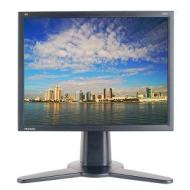 "20.1"" ViewSonic VP201b DVI Rotating LCD Monitor w/USB 2.0 Hub (Black) - Rotates to Portrait or Landscape View!"