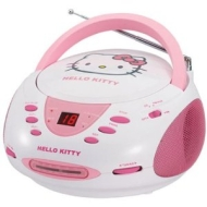 Hello Kitty - CD Boombox