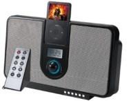 IPOD Video 5G 60GB 60 GB Black Speaker system / remote control and radio alarm clock / sync and charge dock
