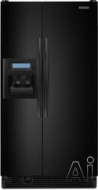 KitchenAid Freestanding Side-by-Side Refrigerator KSRK25FV