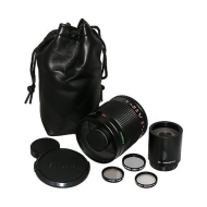 Phoenix 1000mm f/8 Telephoto Lens with Mount for Nikon D200 D80 D70s D70 D50 Digital & Film SLR Cameras