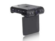 TaoTronics® mini 2,5 Zoll HD DVR Auto Recorder Kfz Überwachungskamera mit 4 IR LEDs zur Nachtsicht * Speicherkate bis zu 32G * DVR Support * 120 Grad