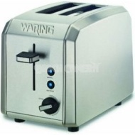 Waring Pro WT200 Professional 2 Slice Toaster, Brushed Stainless Steel