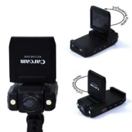 "CarCam 1280x960 HD In Car recorder DVR Black Box. SMD LED Illumination. 2"" Colour screen."