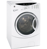 GE Appliances 4.0 cu. ft. IEC King-Size Capacity Frontload Washer