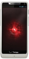 "Droid RAZR M Smartphone - Wi-Fi - 4G - Bar - White (Verizon Wireless - Android 4.0.4 Ice Cream Sandwich - 4.3"" OLED 540 x 960 - Touchscreen - Multi-to"