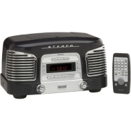 TEAC SL-D96B CD Player Radio (Black)