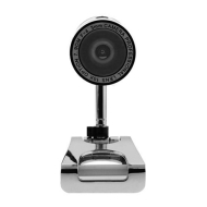 High Quality Stainless Steel Webcam Chat with Microphone, Snapshot for MSN Messenger, AOL Instant Messenger (Aim), Yahoo! Messenger, Skype