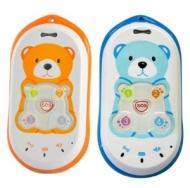 Children's Mobile Phone Tracker - GSM GPS Tracking, SOS Calls, SMS, Voice Monitoring GK301 (Orange, Blue)