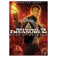 National Treasure 2 Hemligheternas Bok (DVD)