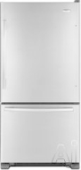 Whirlpool Freestanding Bottom Freezer Refrigerator GB9FHDXW