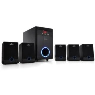 "5.1 Auna Active Surround Speaker Set with 10"" Subwoofer"